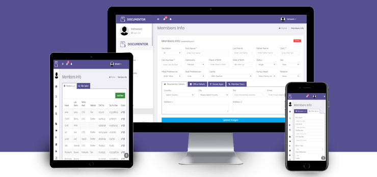 Documentor Application